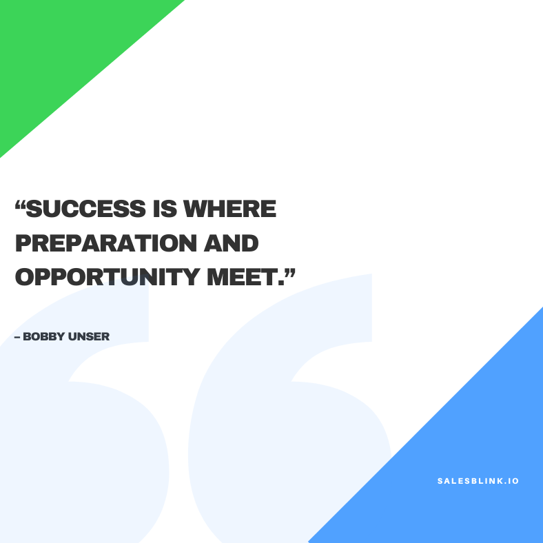 motivational quote by Bobby Unser
