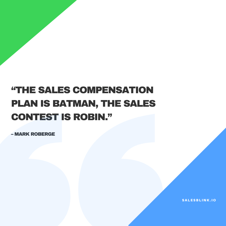 Sales inspirational quote by Mark Roberge