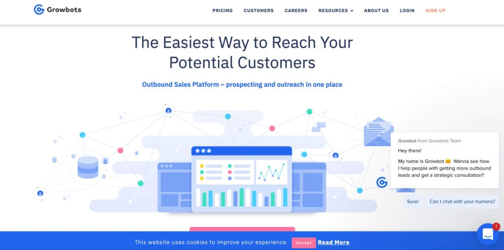 Growbots - Sales Automation Tools