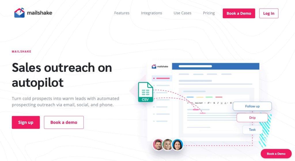Sales Engagement Platform - Mailshake